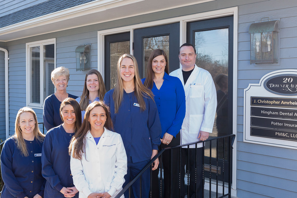 Hingham WA Dentistry - Hingham Dental Associates